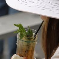 Utilizing Beer Tubes for Kentucky Derby Alcohol Mixed Drinks